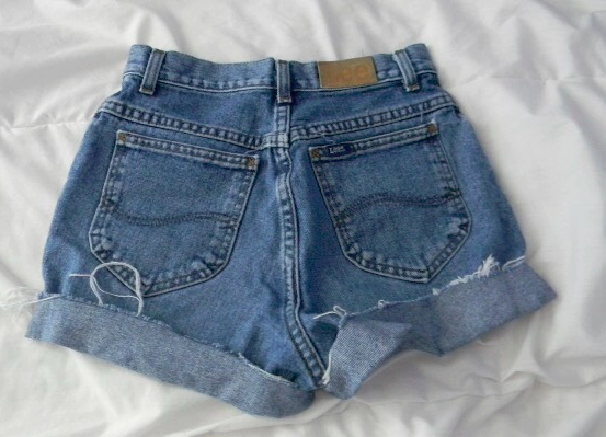 Lee High waist shorts