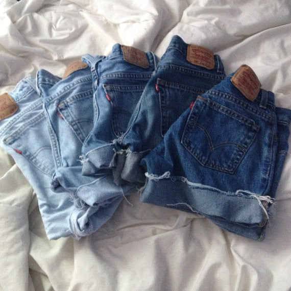 Five for Levi shorts
