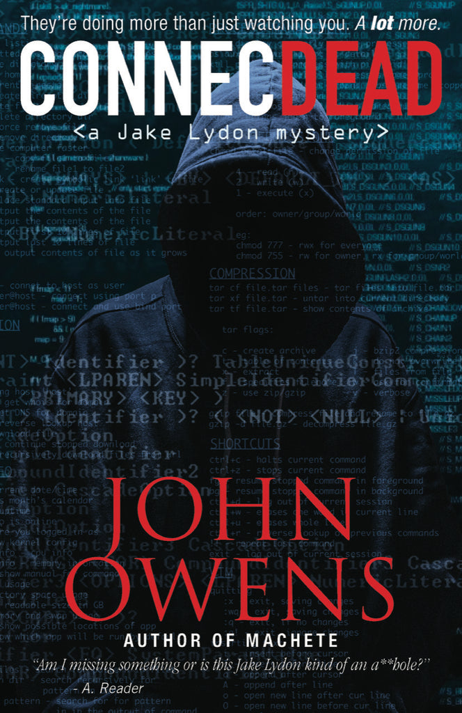 Connecdead by John Owens (Print Book)