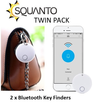 Squanto Bluetooth Finders - Twin Pack SQ-028WC2