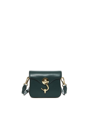 VOLLUTINO BAG _ XSmall _ SOLID - Moss Green