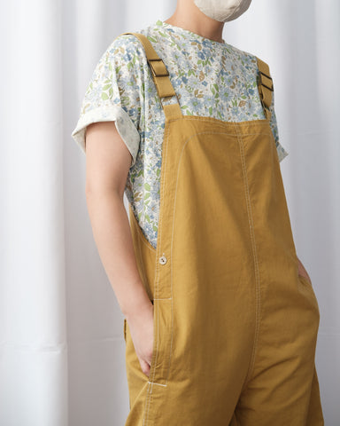 Top Stitching Jumpsuit