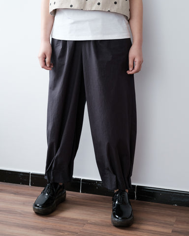 Ruched Cuff Pants