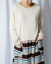 Relax Soften Knit - Ivory