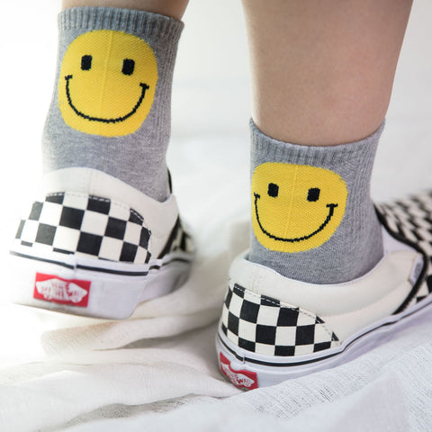 Smile Face Sock