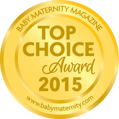 Baby Maternity Retailer: Top Choice Award for breastfeeding anti-colic bottles
