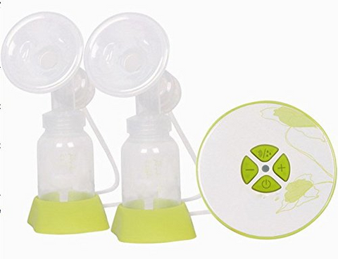 double breast pump-must have for new moms