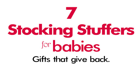 Favorite Stocking Stuffers: Gifts That Give Back