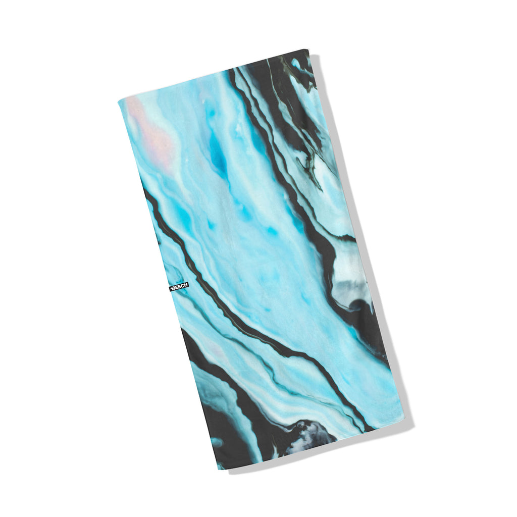 """Marble Sea"" Blue - Dual-Strength"