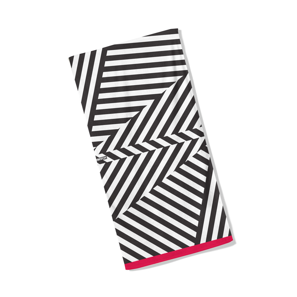 Dazzle Ship Towel - Dual-Strength Technology