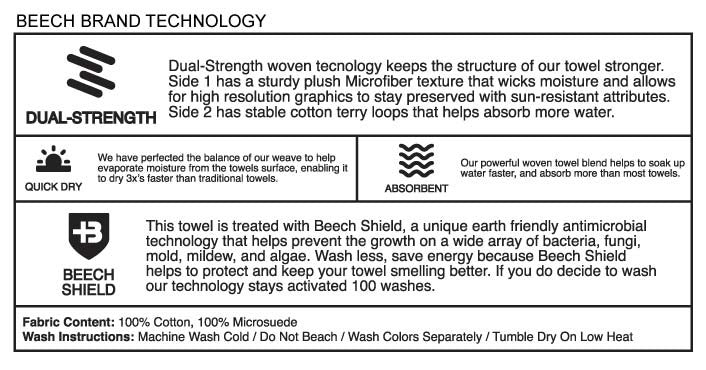 Marble Sea Black - Dual-Strength Technology