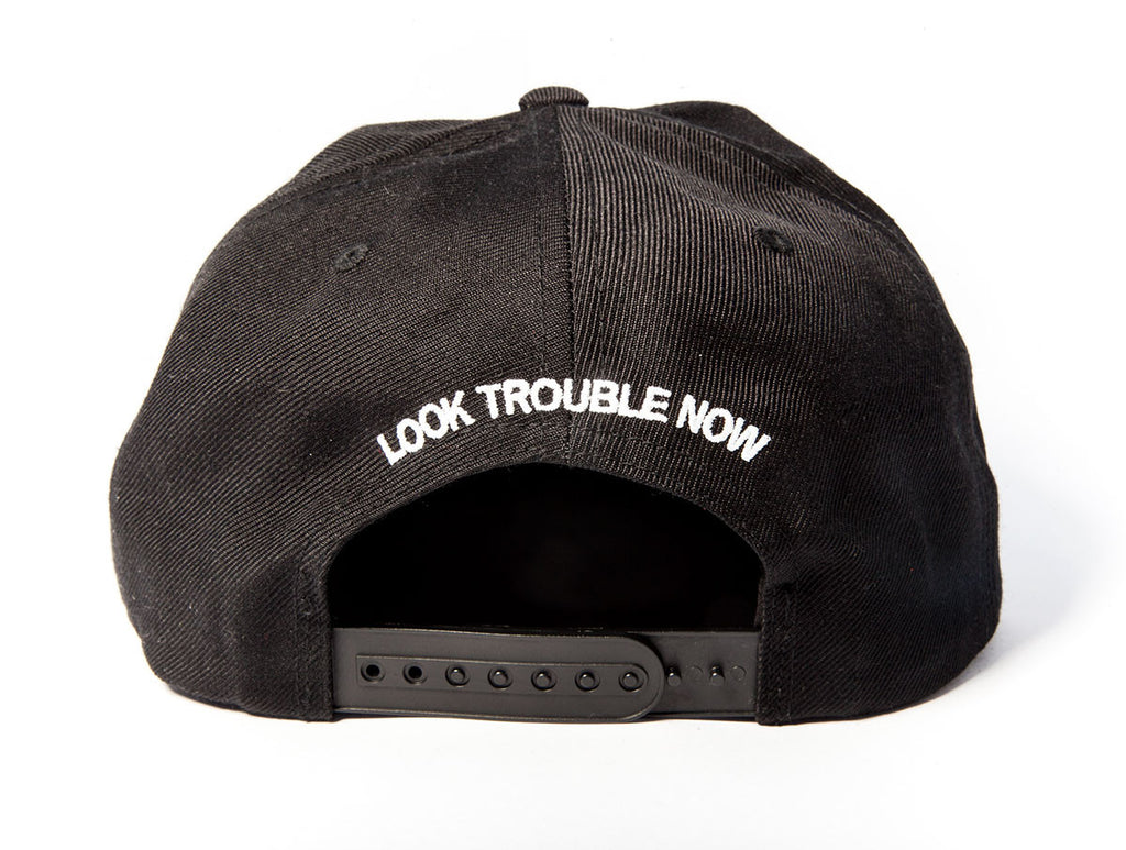 Like Ah Boss Snapback - Black/Red