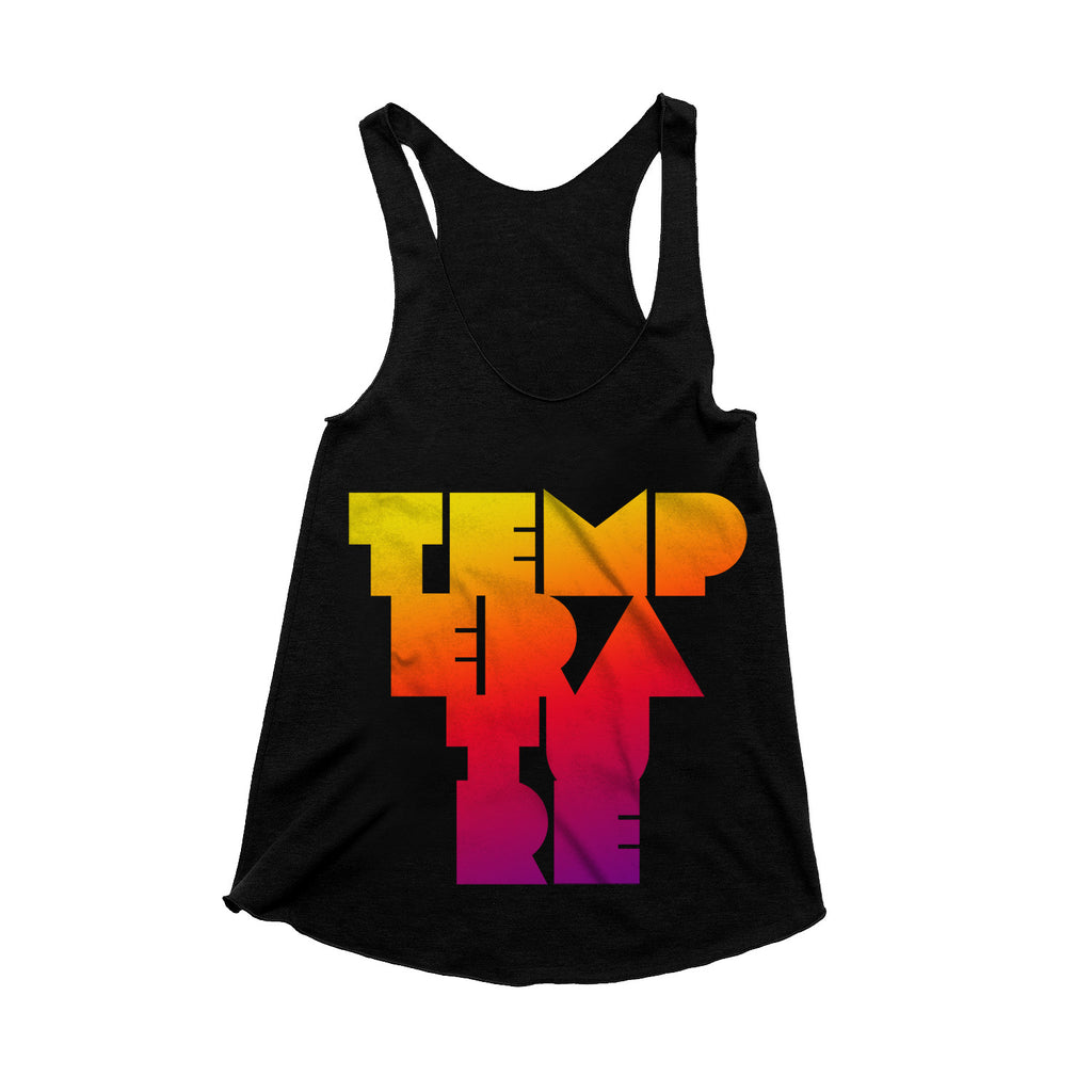 Temperature Tank - Black