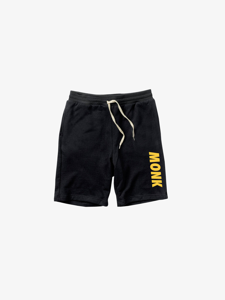 MONK Shorts - Black