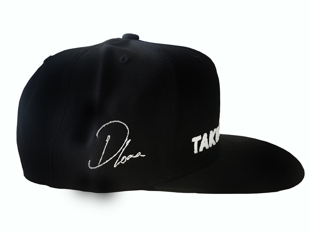 Take It Down Snapback (Black)