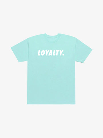 Loyalty Tee - Powder Blue