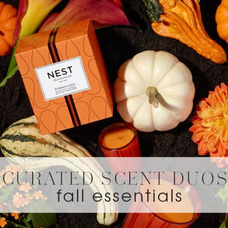 Fall Essentials | Curated Scent Duos