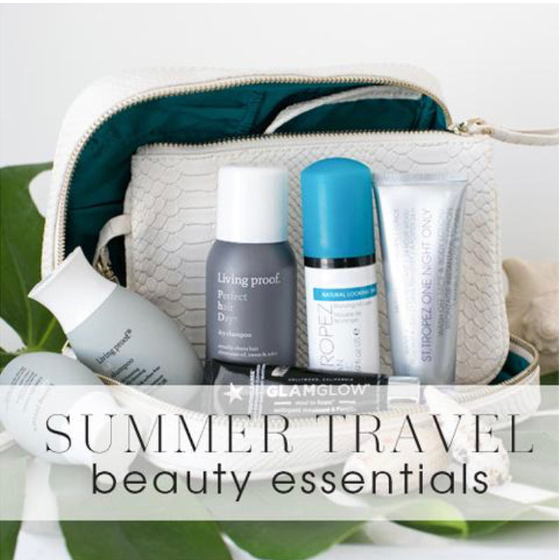 Summer Travel Guide | Beauty Essentials