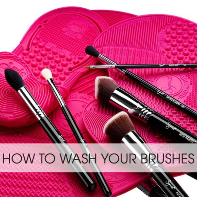 Beauty How-Tos | Washing Your Makeup Brushes