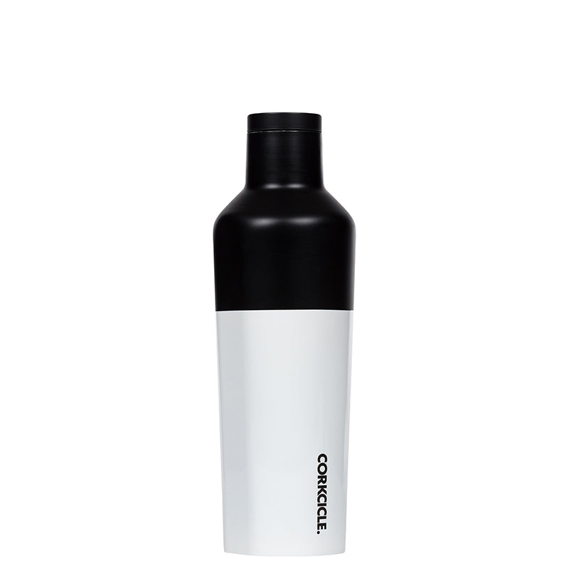 CORKCICLE | 16 oz. Color Block Canteen - Modern Black