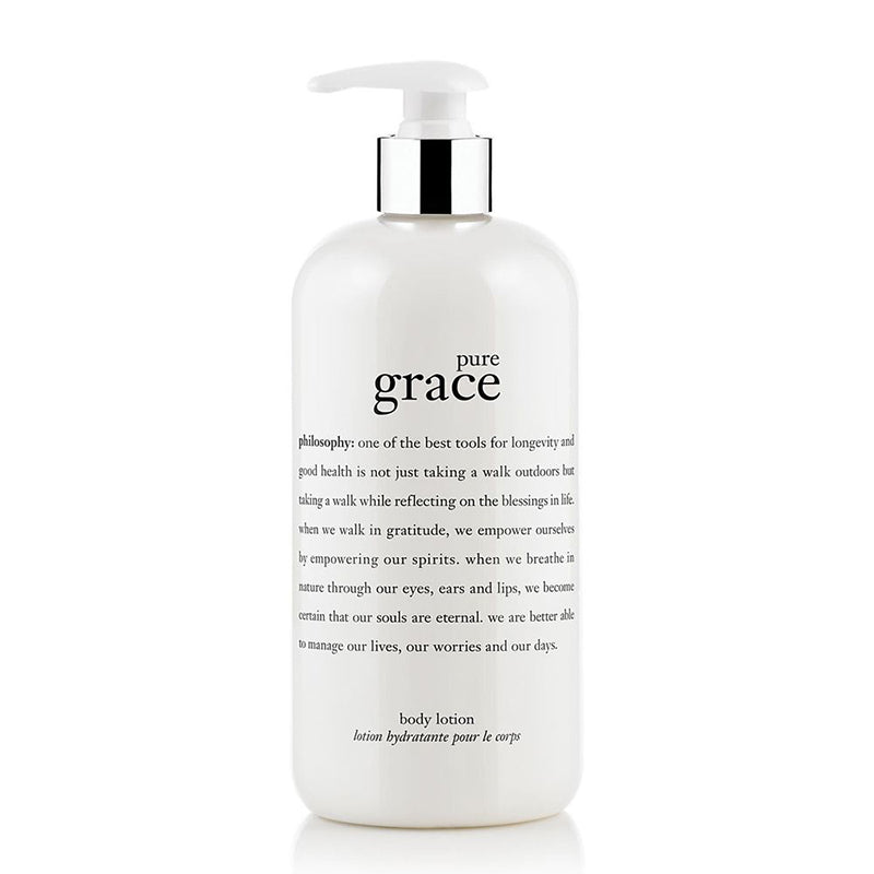 philosophy-pure-grace-body-lotion