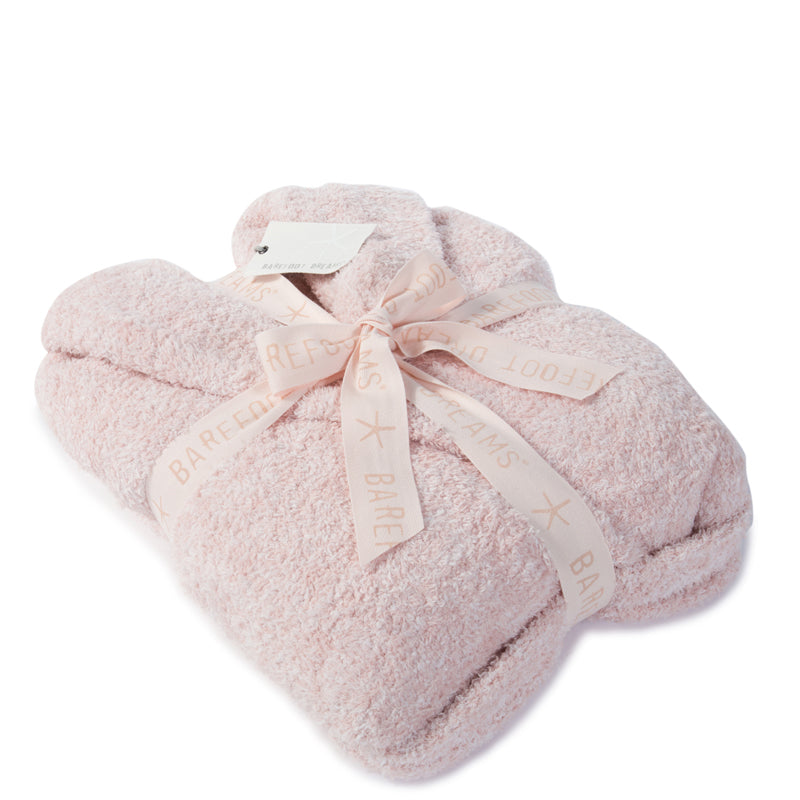 BAREFOOT DREAMS | Adult Robe - Heathered Dusty Rose