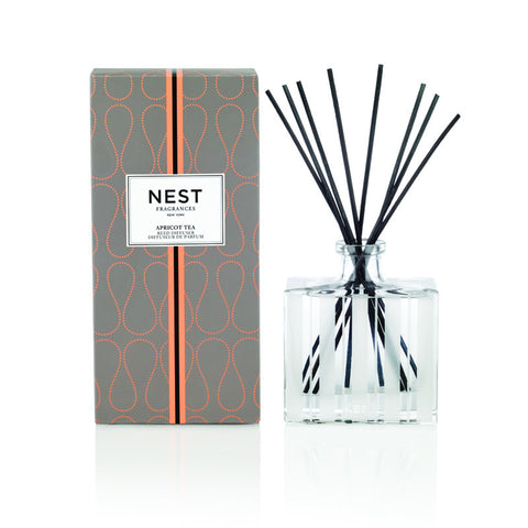 NEST FRAGRANCES | Apricot Tea Reed Diffuser