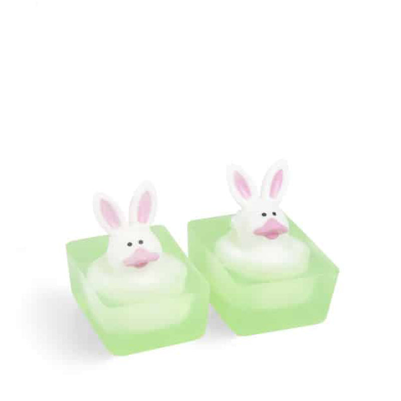 Bunny Duck Toy Soap