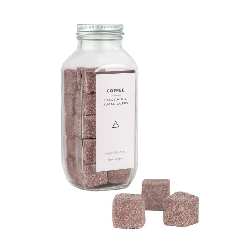 Coffee Exfoliating Sugar Cubes