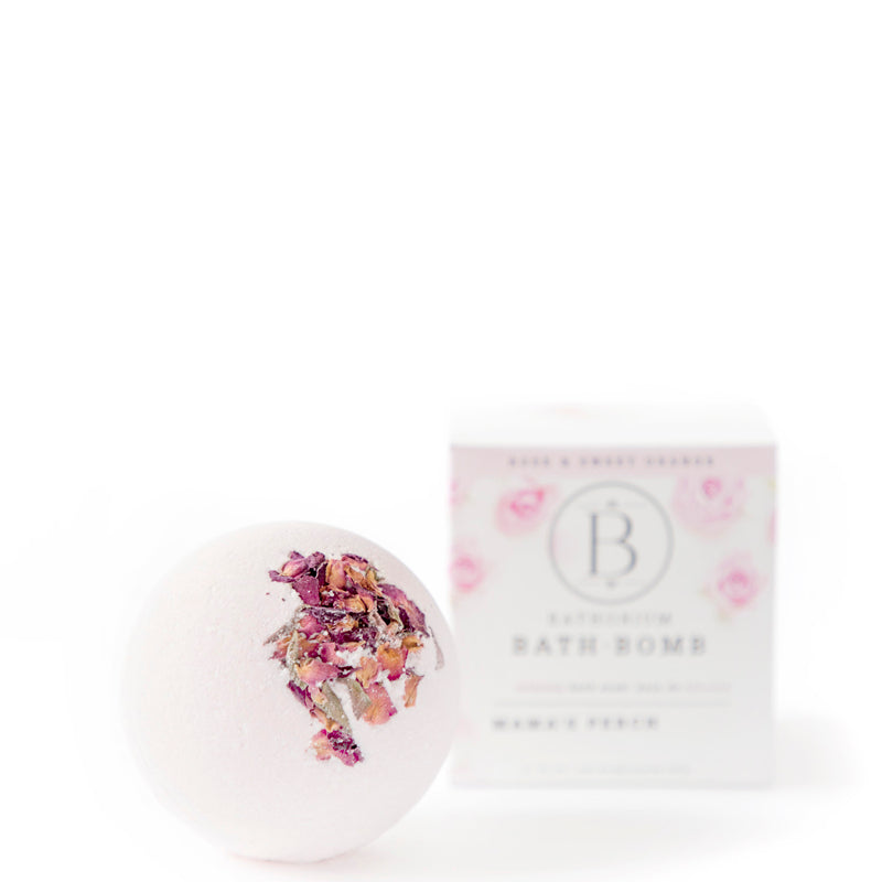 BATHORIUM | Mama's Perch Bath Bomb