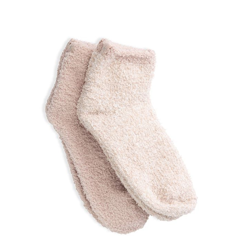 BAREFOOT DREAMS | CozyChic 2 Pair Tennis Sock Set