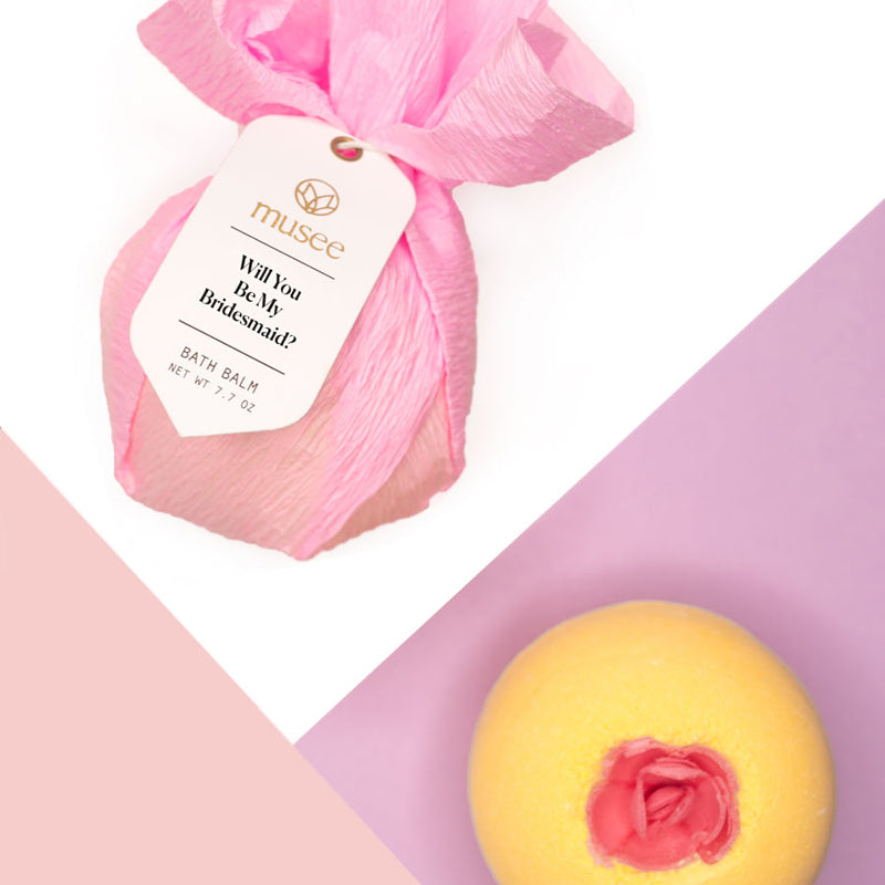 Will You Be My Bridesmaid? Bath Bomb