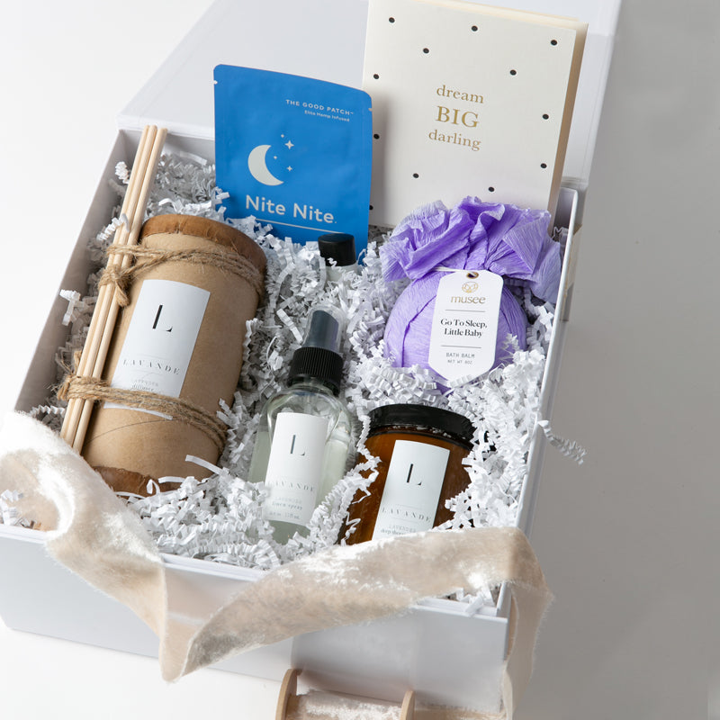 "B&B GIFT BAR | The ""Beauty Rest"" Sleep Box"