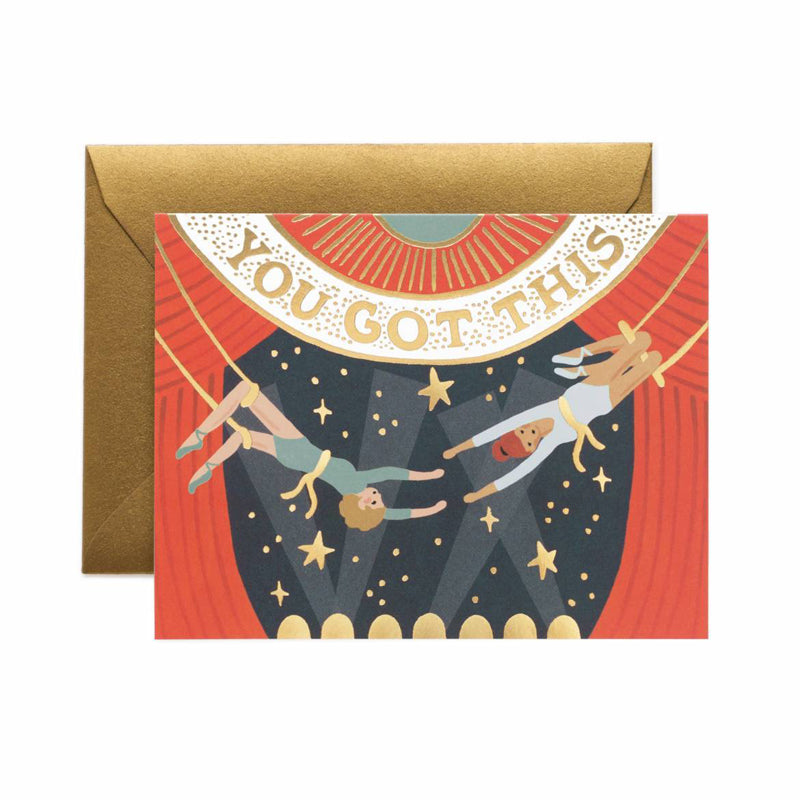 RIFLE PAPER CO. | You Got This Greeting Card