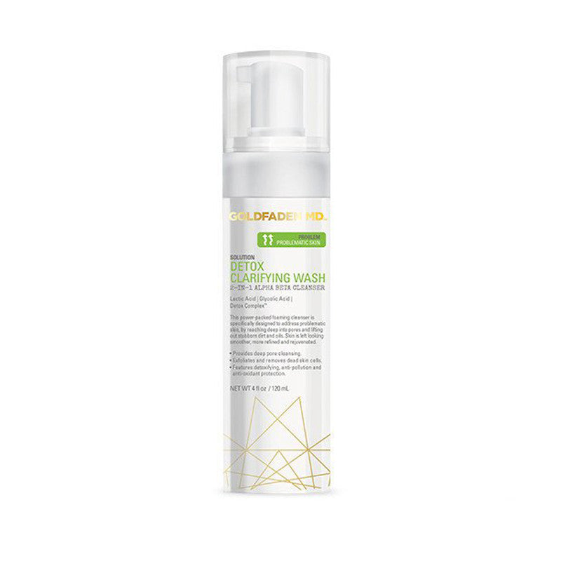 Goldfaden Detox Facial Wash