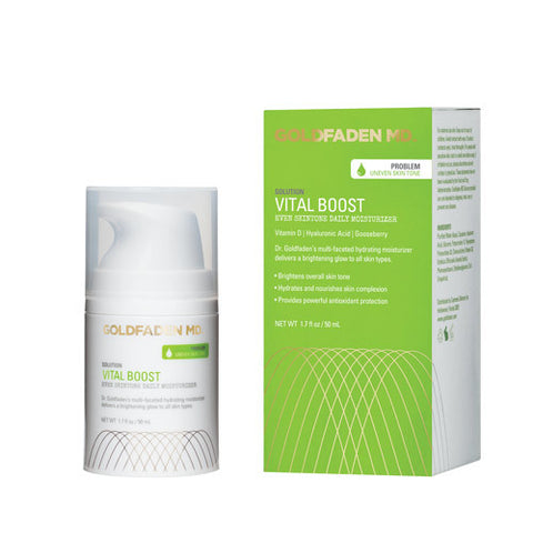 GOLDFADEN MD | Vital Boost Daily Moisturizer
