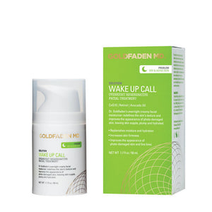 GOLDFADEN MD | Wake Up Call Overnight Treatment