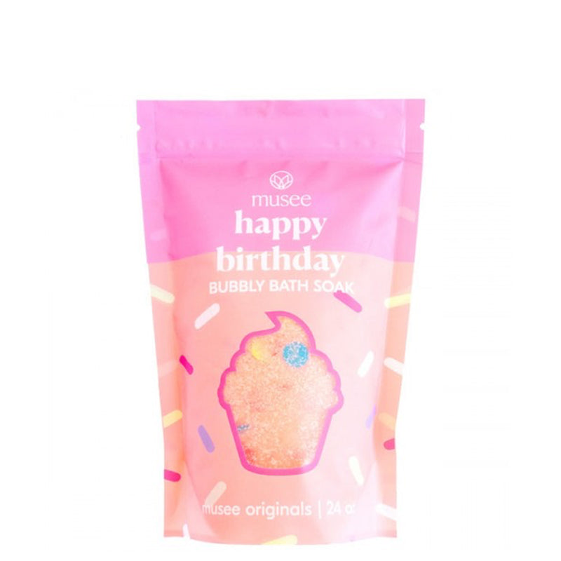 MUSEE BATH | Happy Birthday Bubbly Bath Salt Soak