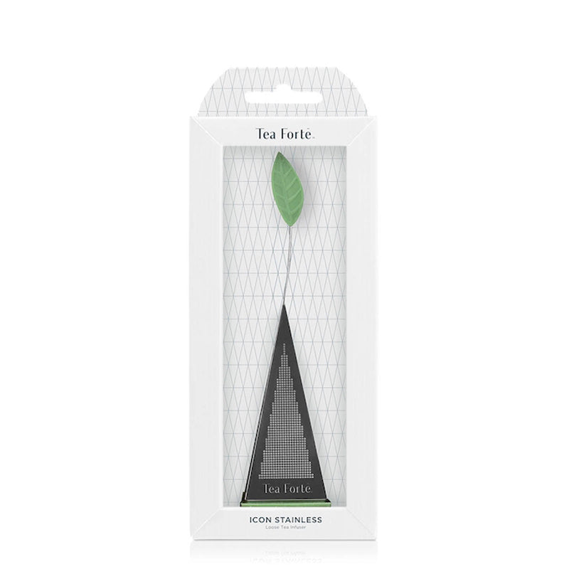 Tea Forte | Tea Infuser - Icon Stainless