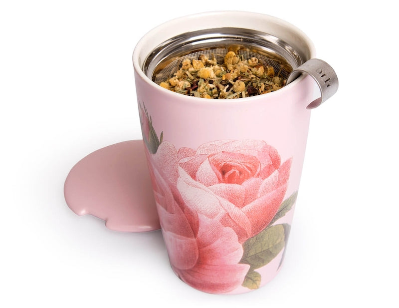 TEA FORTE | KATI Steeping Cup & Infuser - Jardin