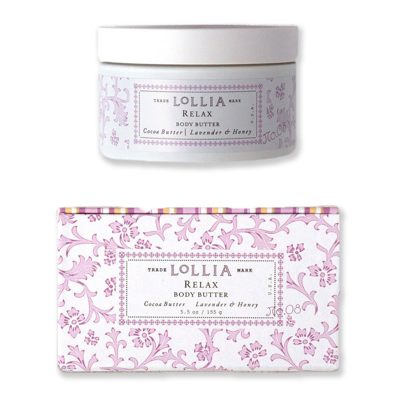 lollia body butter