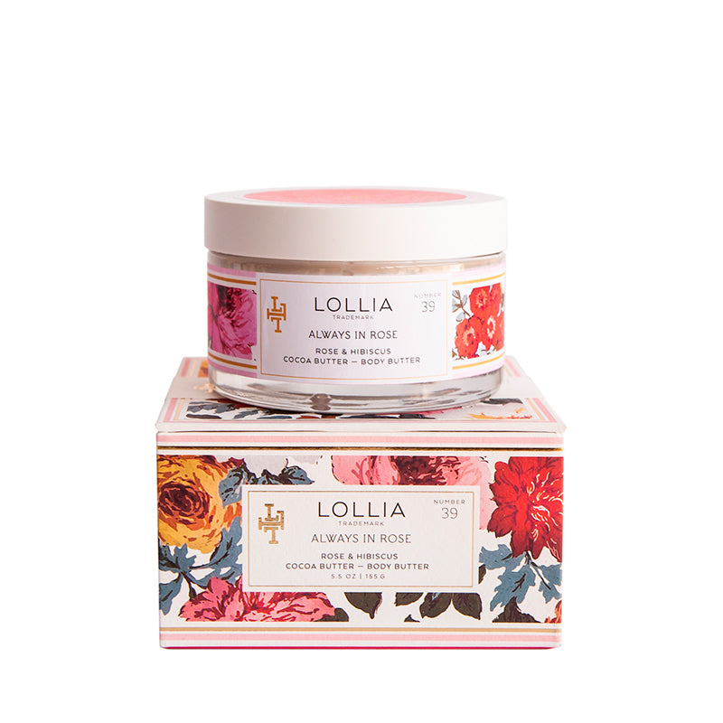 LOLLIA | Always in Rose Body Butter