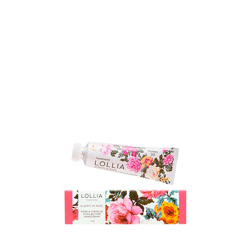 LOLLIA | Always in Rose Shea Butter Handcreme