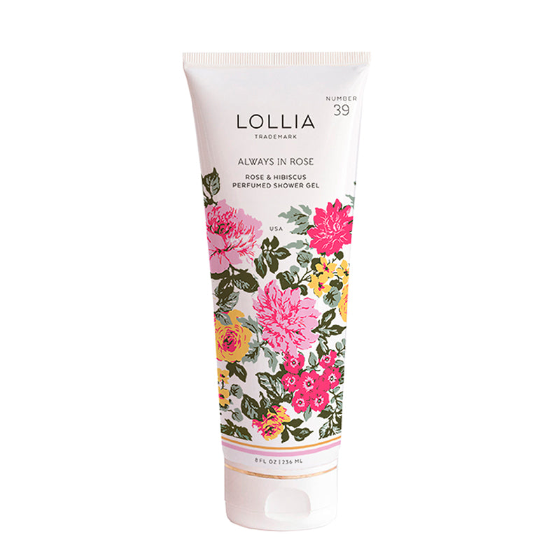 LOLLIA | Always in Rose Perfumed Shower Gel