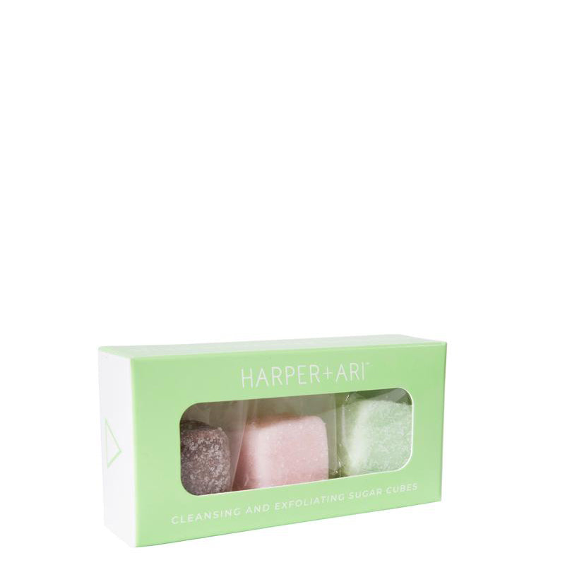 HARPER + ARI | Mini Brunch Exfoliating Sugar Cubes Gift Sets