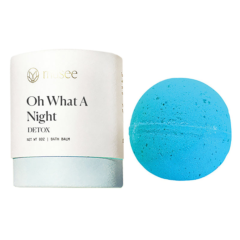 MUSEE BATH | Oh What A Night Boxed Bath Bomb