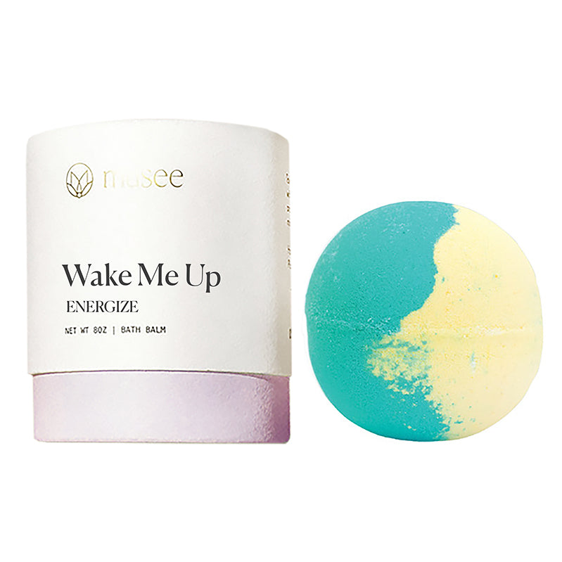 MUSEE BATH | Wake Me Up Boxed Bath Bomb