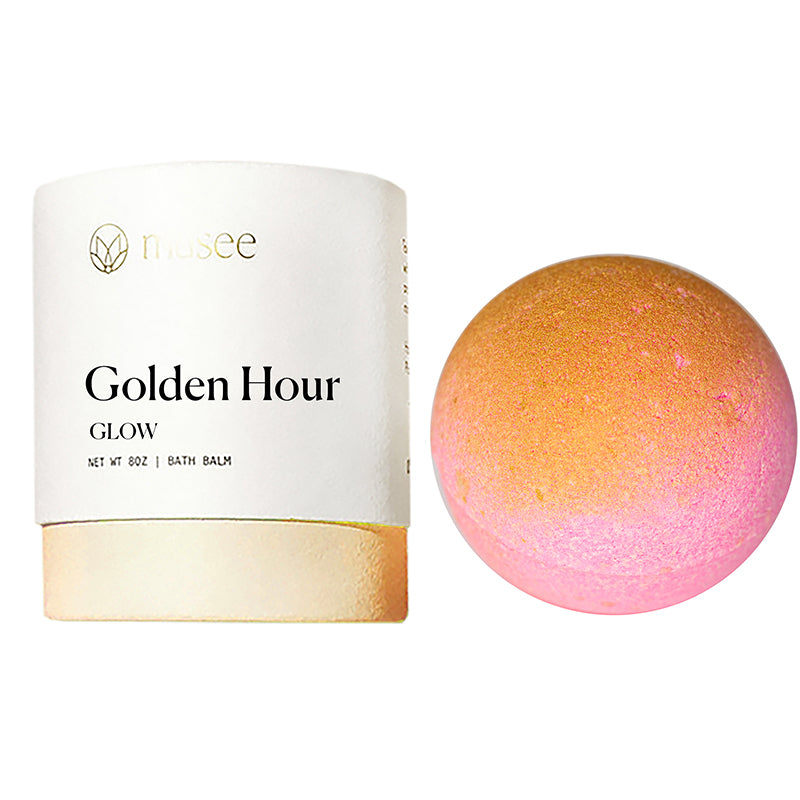 musee-bath-golden-hour-boxed-bath-bomb