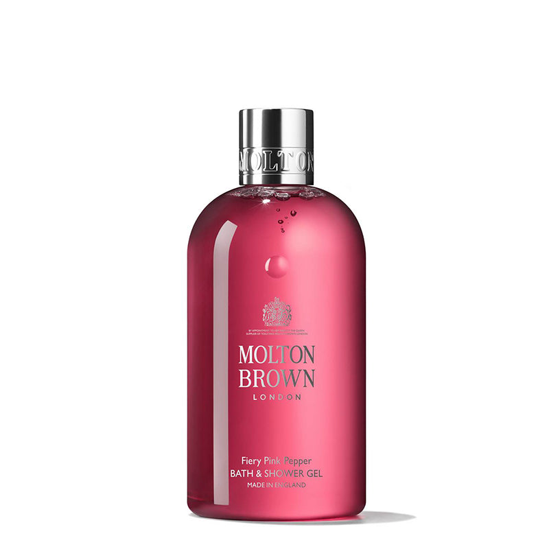 MOLTON BROWN | Bath & Shower Gel - Fiery Pink Pepper
