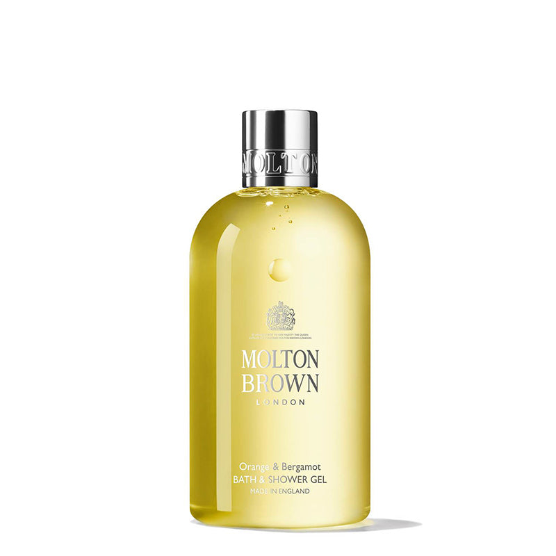 MOLTON BROWN | Bath & Shower Gel - Orange & Bergamot